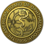 American Board of Ophthalmology Seal